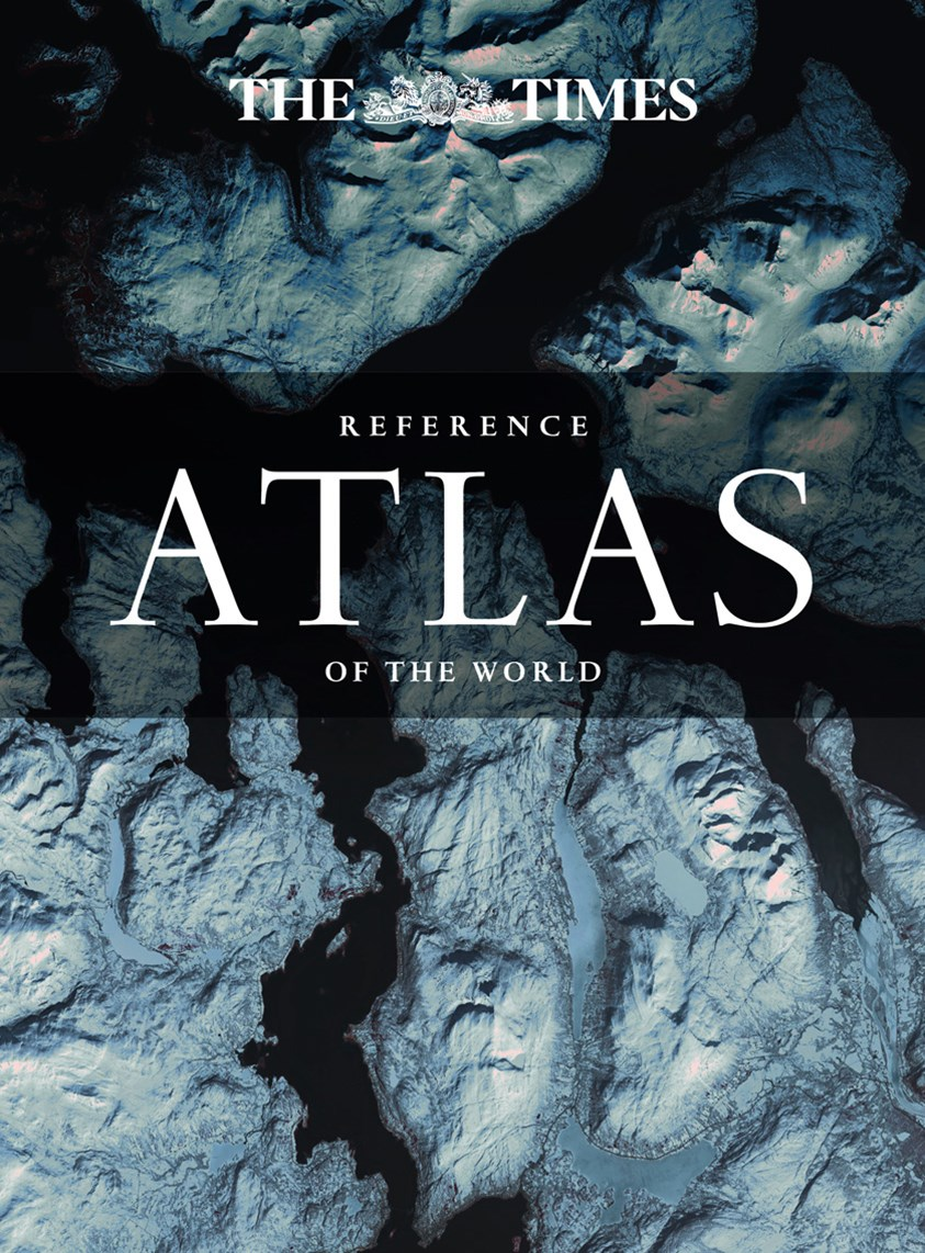 The Times Reference Atlas Of The World [7th Edition]