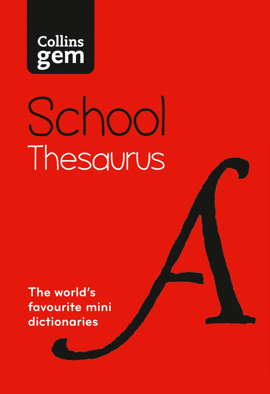 Collins Gem School Thesaurus [5th Edition]