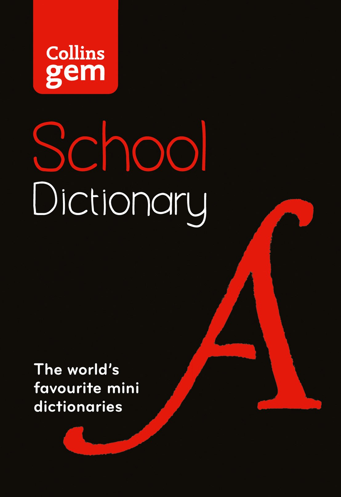 Collins Gem School Dictionary [5th Edition]