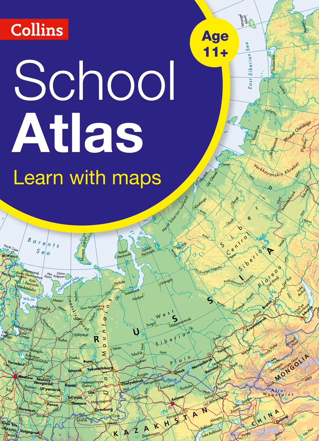 Collins School Atlas [4th Edition]