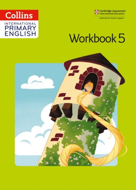 Collins International Primary English: Cambridge Primary English Workbook 5