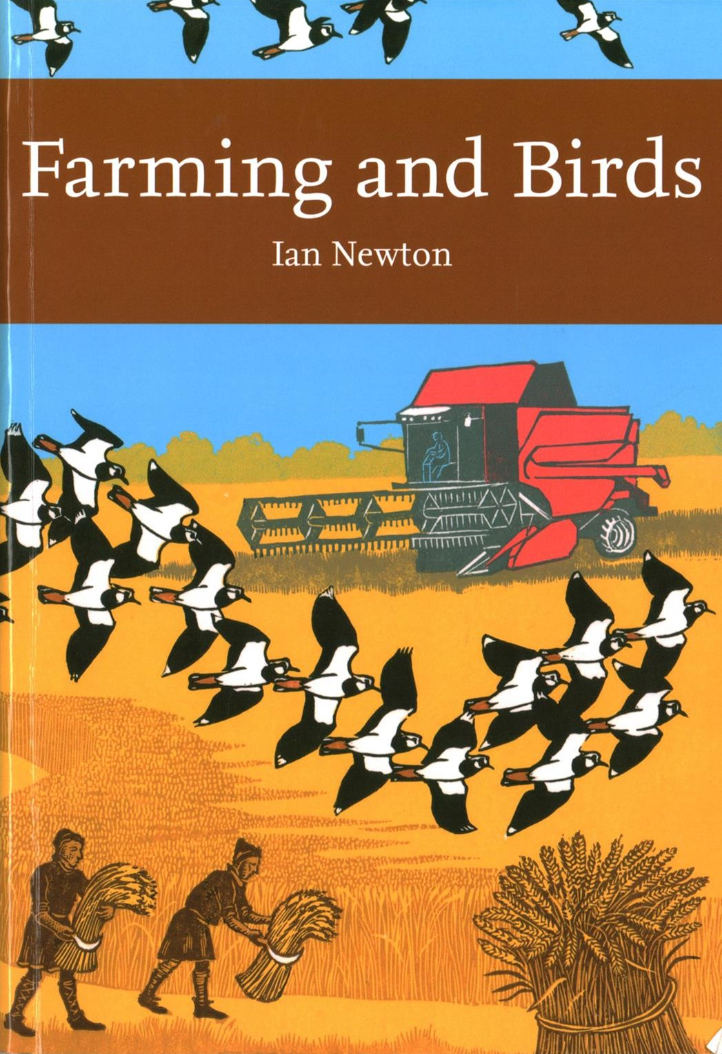 Collins New Naturalist Library - Farming and Birds