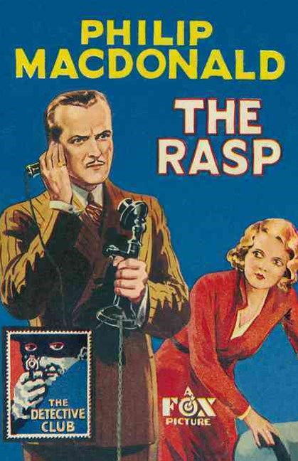 The Detective Club - The Rasp