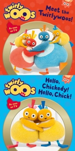 Meet the Twirlywoos & Hello Chickedy, Hello Chick (Twirlywoos)
