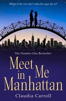 (ebook) Meet Me In Manhattan: A sparkling, feel-good romantic comedy to whisk you away !