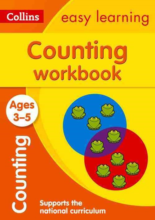Counting Workbook Ages 3-5