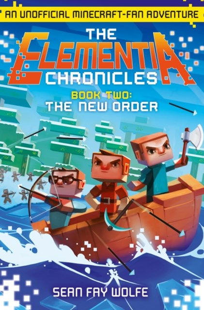 (ebook) The New Order (The Elementia Chronicles, Book 2)