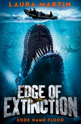 (ebook) Code Name Flood (Edge of Extinction, Book 2)