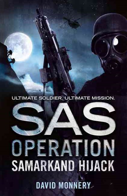 SAS Operation - Samarkand Hijack