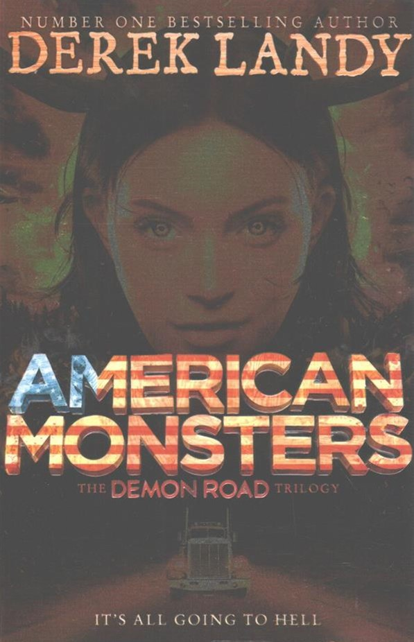 Demon Road (3) - American Monsters