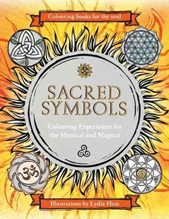 Colouring Books For The Soul: Sacred Symbols by Lydia Hess (9780008157180) - HardCover - Craft & Hobbies
