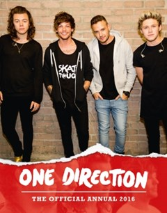 (ebook) One Direction: The Official Annual 2016