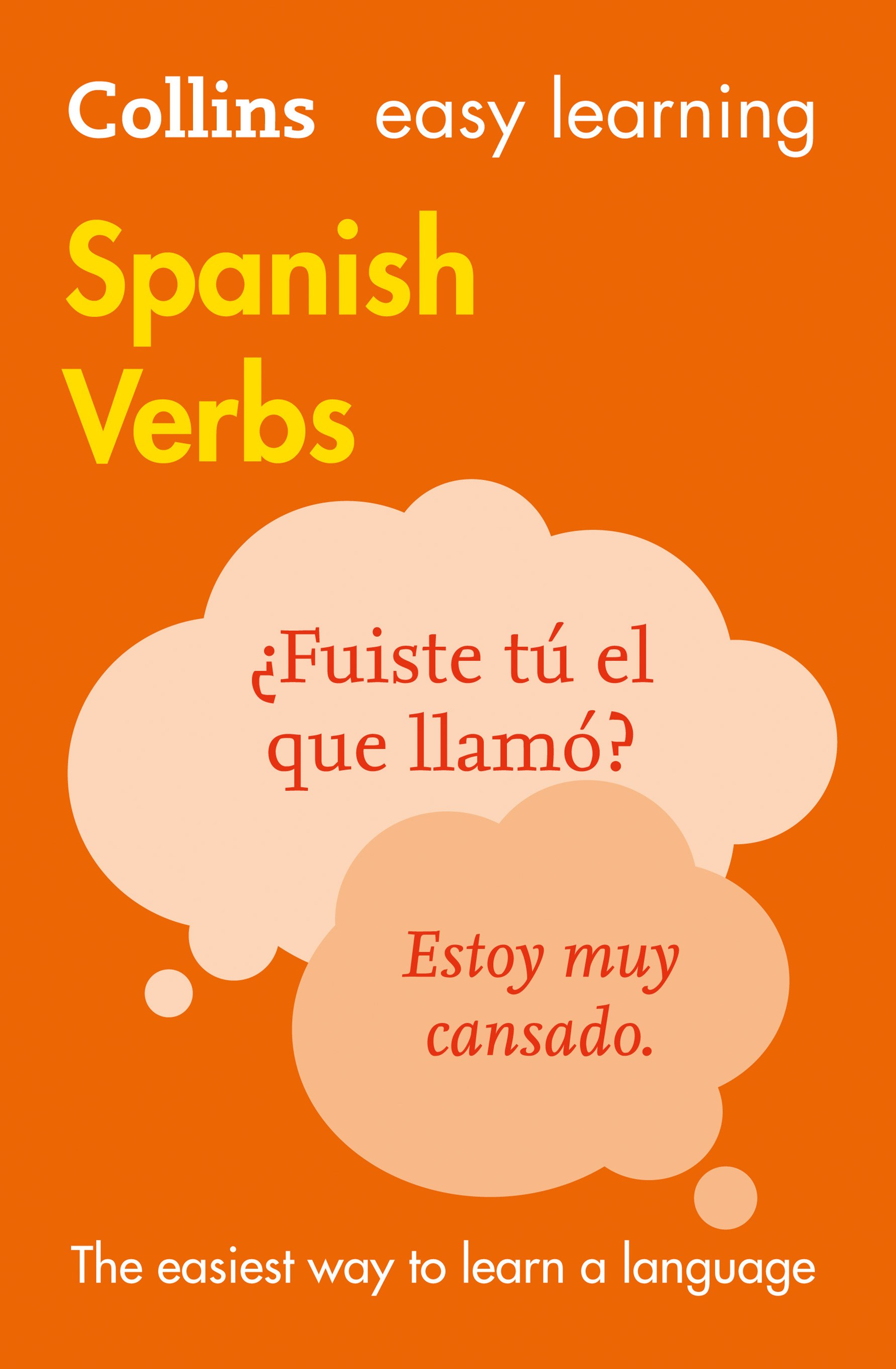 Collins Easy Learning Spanish Verbs [3rd Edition]