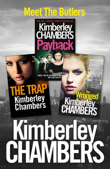 (ebook) Kimberley Chambers 3-Book Butler Collection: The Trap, Payback, The Wronged