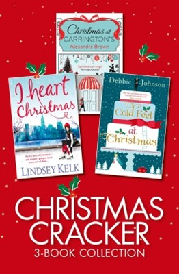 (ebook) Christmas Cracker 3-Book Collection: Three Cosy Christmas Romances (all the best selling books you need for a magical Christmas 2017)