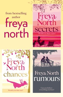 Freya North 3-Book Collection: Secrets, Chances, Rumours