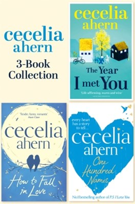 (ebook) Cecelia Ahern 3-Book Collection: One Hundred Names, How to Fall in Love, The Year I Met You