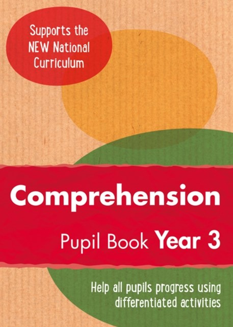 Year 3 Comprehension Pupil Book
