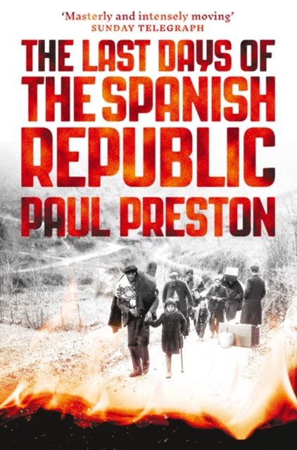 (ebook) The Last Days of the Spanish Republic