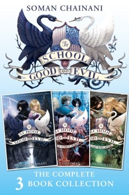 (ebook) The School Years Complete Collection (The School for Good and Evil, A World Without Princes, The Last Ever After) (The School for Good and Evil)