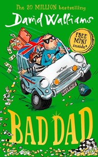 Bad Dad by David Walliams, Tony Ross (9780008164652) - HardCover - Children's Fiction