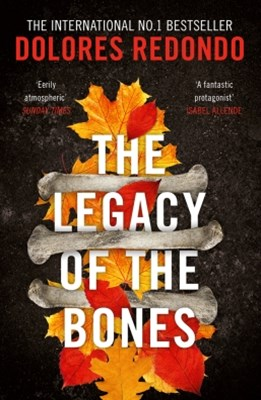 (ebook) The Legacy of the Bones (The Baztan Trilogy, Book 2)