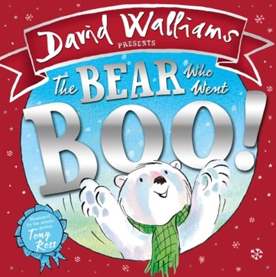 (ebook) The Bear Who Went Boo! (Read aloud by David Walliams)