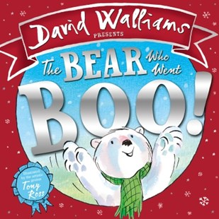 (ebook) The Bear Who Went Boo! (Read aloud by David Walliams) - Children's Fiction