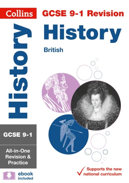 GCSE History - British All-in-One Revision and Practice
