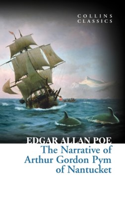 (ebook) The Narrative of Arthur Gordon Pym of Nantucket (Collins Classics)