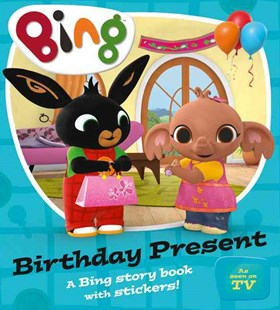 Bing - Birthday Present by Ted Dewan (9780008169664) - PaperBack - Picture Books Gift & Novelty