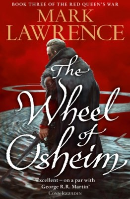 (ebook) The Wheel of Osheim (Red Queen's War, Book 3)