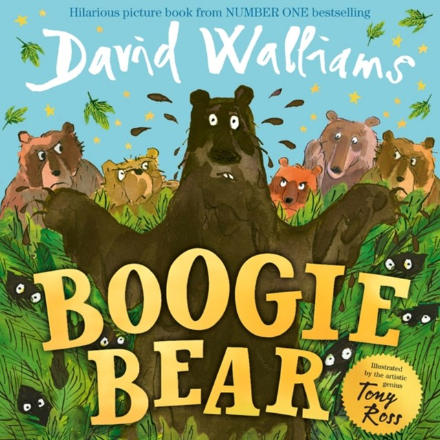 (ebook) Boogie Bear