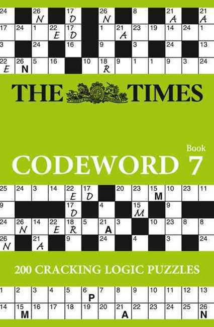 The Times Codeword 7