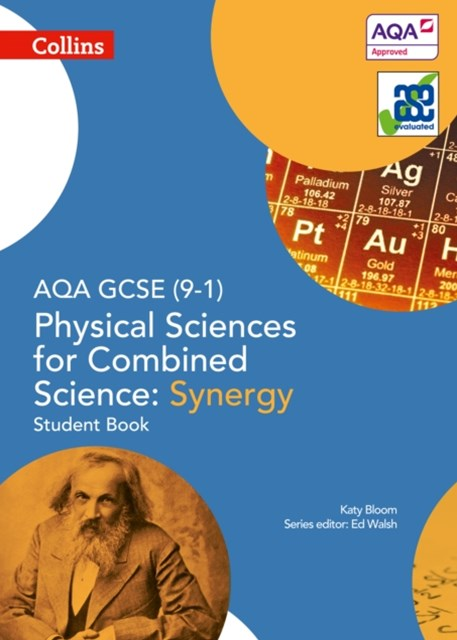 AQA GCSE Physical Sciences for Combined Science: Synergy 9-1 Student Book