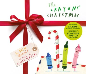 The Crayons' Christmas by Drew Daywalt, Oliver Jeffers (9780008180362) - HardCover - Non-Fiction Art & Activity