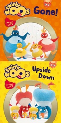 (ebook) Gone & Upside Down (Twirlywoos)