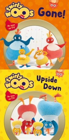 Gone & Upside Down (Twirlywoos)