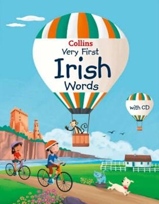 (ebook) Collins Very First Irish Words (Collins Primary Dictionaries)