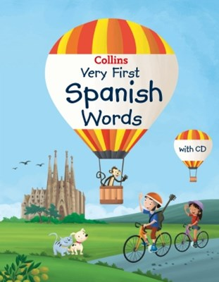 (ebook) Collins Very First Spanish Words (Collins Primary Dictionaries)