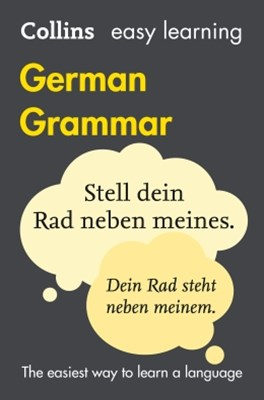 (ebook) Easy Learning German Grammar (Collins Easy Learning German)