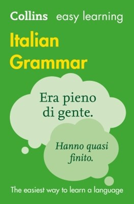 (ebook) Easy Learning Italian Grammar (Collins Easy Learning Italian)