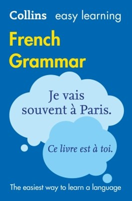 (ebook) Easy Learning French Grammar (Collins Easy Learning French)