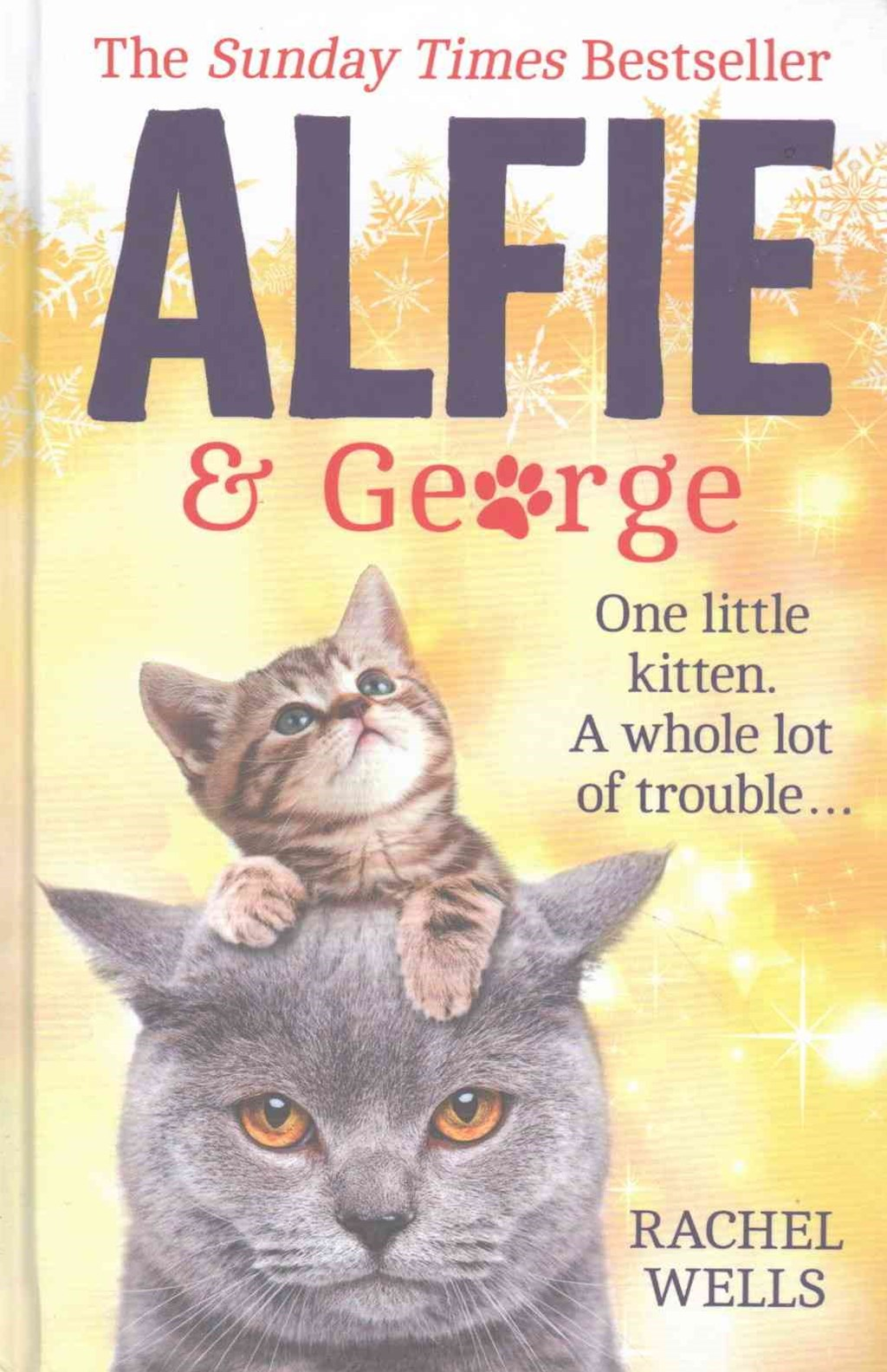 Alfie and George