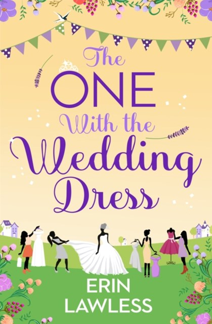 (ebook) The One with the Wedding Dress (Bridesmaids, Book 2)