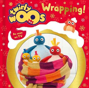 Twirlywoos - Wrapping - Picture Books