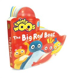 Twirlywoos - The Big Red Boat