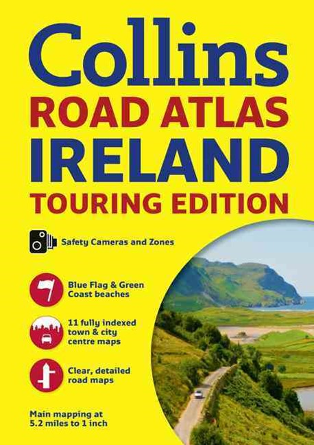Collins Ireland Road Atlas [New Touring Edition]