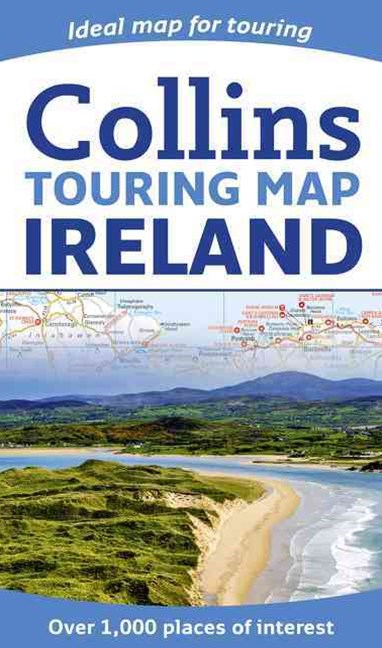Collins Ireland Touring Map [New Edition]