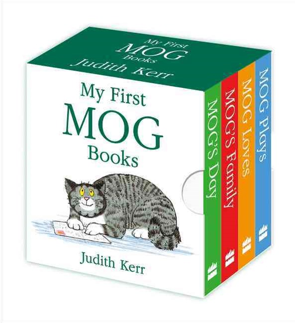 My First Mog Books [Little Library Edition]